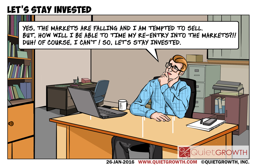 Cartoon15: Let's stay invested