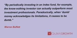 Investing quotes 3: Warren Buffet